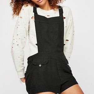 FREE PEOPLE ~ EXPEDITION OVERALL ROMPER ~ S